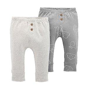 Kit com 2 calças da Carter's