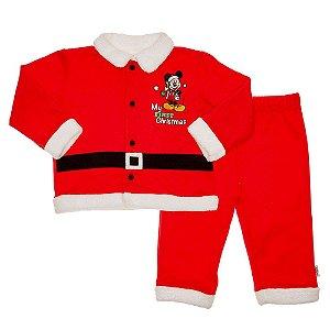 Conjunto de Natal da Disney
