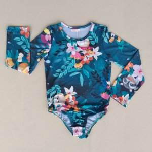 BODY INFANTIL ESTAMPADO ML - MON SUCRÉ