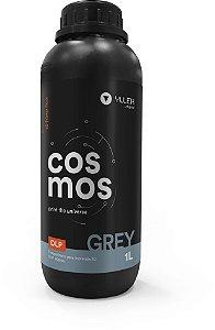 Cosmos DLP - Grey - 1 Litro - Resina para impressora 3D