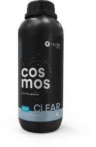 Cosmos DLP - Clear - 1 Litro - Resina para impressora 3D