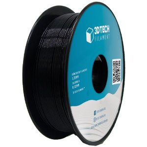 Filamento PMMA Transparente - 1,75mm 1KG - 3D Tech Filament ®