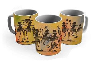 kit 3 Caneca Afro Arte 2
