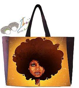 Bolsas Afro  modelo sacola - 1