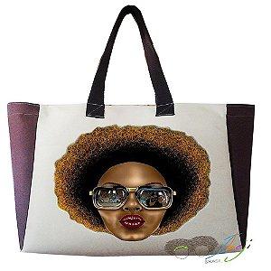 Bolsas Afro  modelo sacola - 2