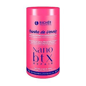 Richée Nano Btx Repair Banho de Verniz Máscara de Brilho 1Kg
