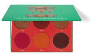 Paleta de Blush The Saharan I Juvia's Place