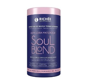 Richée Soul Blond Repositor de Massa 1kg