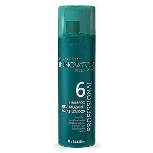 Shampoo Revitalizante Estabilizador Innovator n°6 - 1L