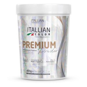 Pó Descolorante Itallian Color Premium Powder 400g