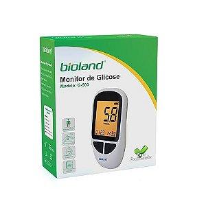 Monitor de Glicose - Modelo G-500 - Bioland