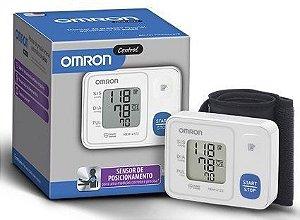 Monitor de Pressão Arterial de Pulso - Control HEM-6124 - Omron