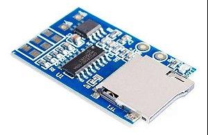 Módulo Decodificador / Amplificador De Áudio Mp3