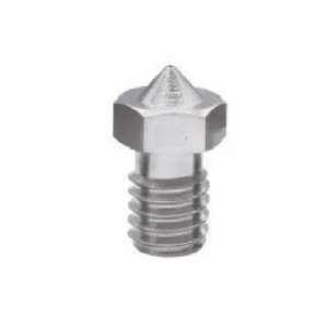 Bico Nozzle Impressora 3d 1.75mm 0,5mm V6 V5 Inox