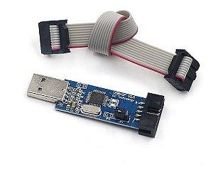 Gravador Usbasp Programador Avr Atmega8 Atmega128