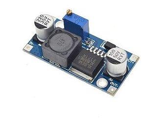Regulador De Tensão Dc-dc Step Up Booster Xl6009 4a