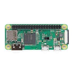 Placa Raspberry Pi Zero W c/ Pinos