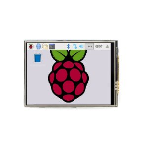 Display Lcd Touch Screen 3.5 Pol 480x320 Waveshare