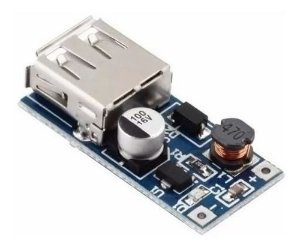 Módulo Conversor Dc-dc 0.9v 5v - 5v 600ma Usb Step Up