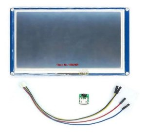 Display Lcd Touch Nextion 7 Pol Tft 800x480 Arduino