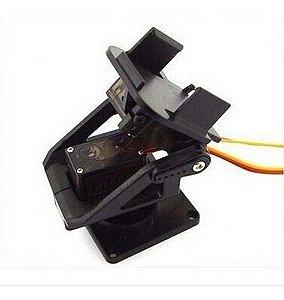 Suporte Para Servo Motor Pan Tilt Sg90 Câmera