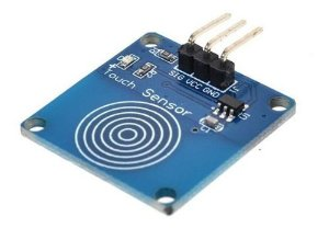 Módulo Sensor Touch Interruptor E Toque Capacitivo Ttp223b
