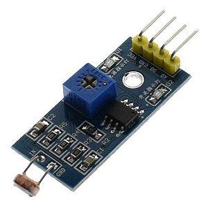 Módulo Sensor Fotossensível De Luz Arduino
