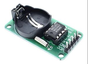 Módulo Rtc Ds1302 Real Time Clock Arduino