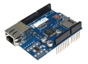 Placa Ethernet Shield W5100 Modulo Rede Design In Italy