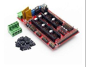 Shield Ramps 1.4 Impressora 3d Reprap Arduino