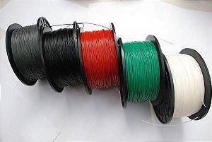 Filamento Abs 1kg Cor Verde Impressora 3d