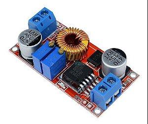 Regulador De Tensão E Corrente Step Down Fonte Dc Gng Xl4015