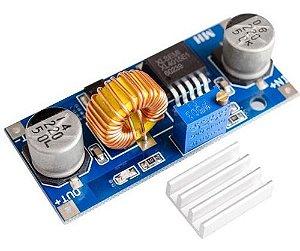 Regulador De Tensão Step Down Xl4015 Conversor Dc-dc 5a