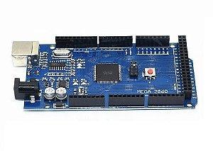 Placa Mega 2560 Compativel C/ Atmega2560 Ch340g