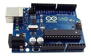 Placa Uno R3 Chip Made In Italy - Compatível