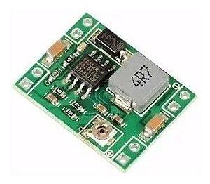Regulador De Tensão Fonte Mini Dc-dc 3a Step Down Arduino