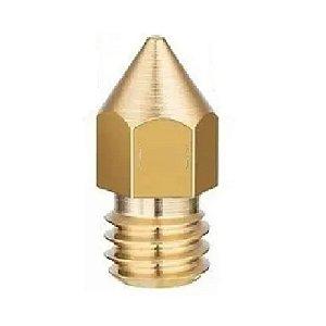Bico Nozzle Impressora 3d Mk7 / Mk8 1,75mm 0,4mm