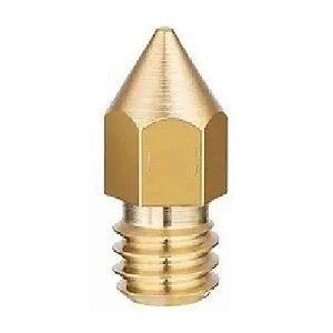Bico Nozzle Impressora 3d Mk7 / Mk8 1,75mm 0,8mm