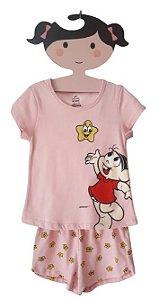 Pijama Feminino Mônica