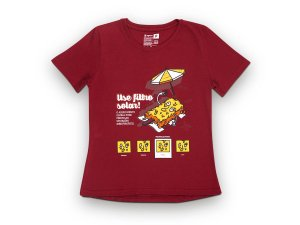Camiseta Sustentável - Babylook Filtro Solar