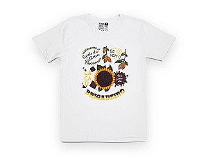 Camiseta Sustentável - Unissex Brigadeiro