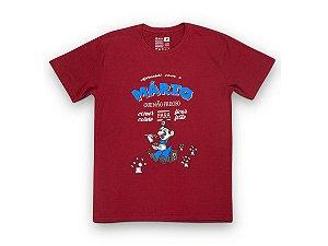 Camiseta Sustentável - Unissex Mário Vegano