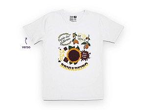 Camiseta Sustentável - Unissex Brigadeiro 02 (BAZAR)