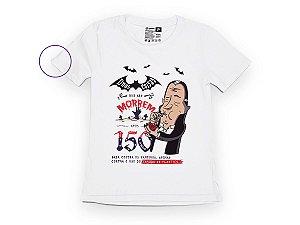 Camiseta Sustentável - Babylook Vampiro de Canudinho 03 (BAZAR)