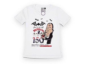 Camiseta Sustentável - Babylook Vampiro de Canudinho 05 (BAZAR)