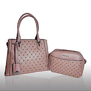 Kit de bolsas feminina v&v finder fashion