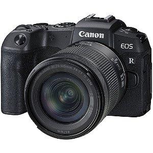 Canon EOS RP Mirrorless Digital Camera com lente