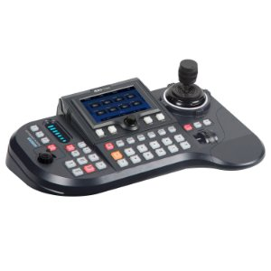 Datavideo Painel de controle remoto universal para câmeras PTZ e block