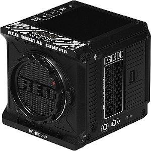 RED DIGITAL CINEMA KOMODO 6K (Canon RF)