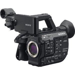 Sony PXW-FS5 Mark II 4K XDCAM